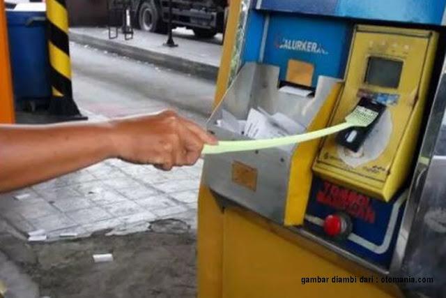 Tong Toll Tongkat Kartu Tol Elektrik - Blog Mas Hendra