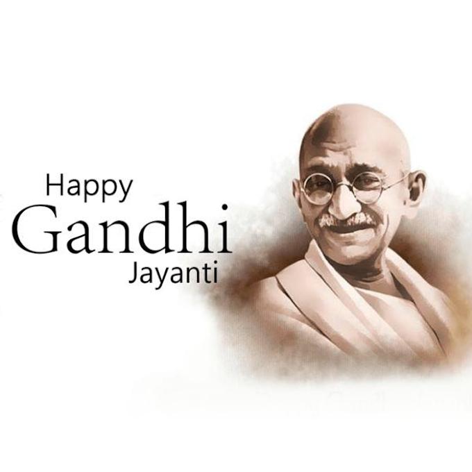Mahatma Gandhi Status Or Wishes