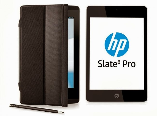 HP Slate 8 Pro, Tablet Quad Core