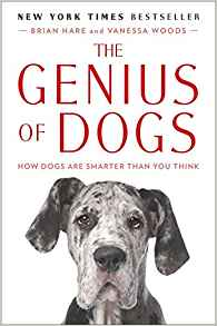 Companion Animal Psychology book of the month - The Genius of Dogs