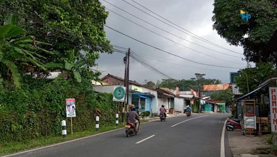 Info Cuaca Kecamatan Moga & Sekitarnya Hari Ini, Hujan Berpotensi Terjadi Pada Siang Nanti