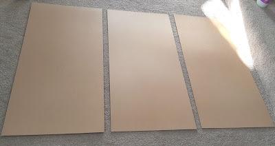 3mm Hardboard