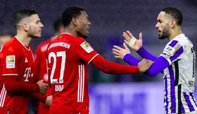 Bayern's flight to Qatar to play the Club World Cup