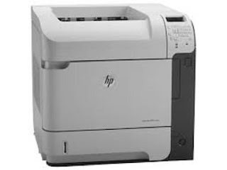 Picture HP LaserJet Enterprise M602 Printer Driver