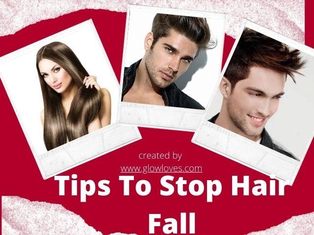 Top 16 Tips To Stop Hair Fall   Hair Loss Tips