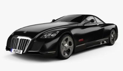 Maybach Exelero Mobil Termahal di Dunia yang Keren