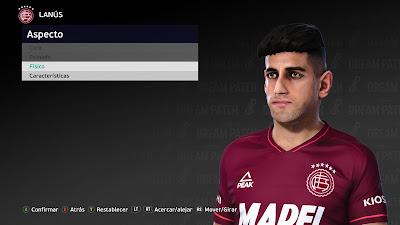 PES 2021 Faces  Leonel Di Placido by Diegotatoosparapes