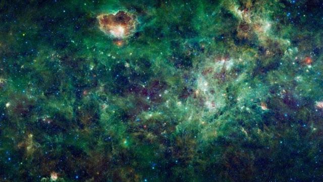 NASA revela existencia 'de azúcar' en el espacio profundo