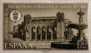 CINCUENTENARIO DE LA FERIA MUESTRARIO INTERNACIONAL DE VALENCIA