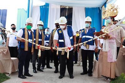 Gubernur Arinal Dorong Pembangunan Kelistrikan di Provinsi Lampung