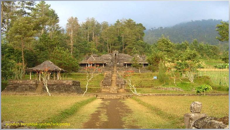 Nama-Nama Bangunan Batu Besar Zaman Prasejarah di indonesia