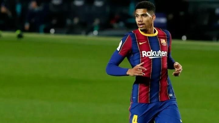 Araujo: I hope to continue at Barcelona