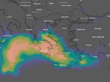 Καλλιάνος : Η Αττική θα χτυπηθεί δυνατά απο την κακοκαιρία