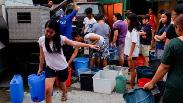 "DepEd allows ""no uniform policy"" in areas affected by water shortage"