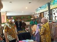 Jayanti Collection Ada di Ramadhan Fest 2021, Wako Jakpus Harap UMKM Bisa Bangkit dan Berdaya Saing
