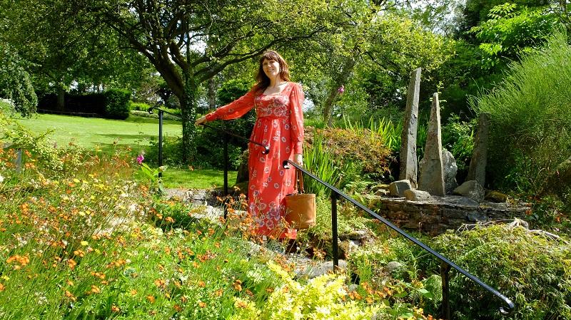 Kati Laura Phillips Cae Hir Garden