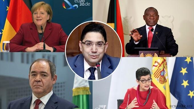 Marruecos abre otro frente diplomático con Sudáfrica y aumenta la lista de países en confrontación.