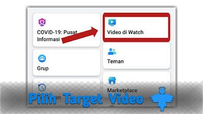 cara download video facebook tanpa apliksi