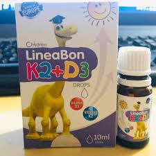 lineabon k2+d3 có tốt không ?