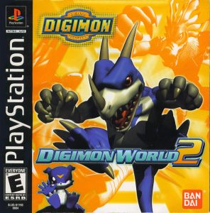 Baixar Digimon World 2 (2000) PS1 Torrent