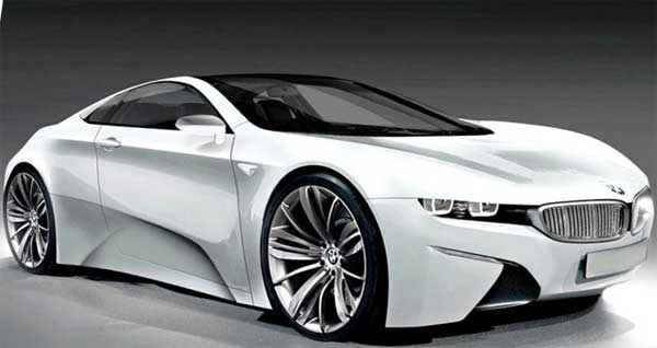 BMW M8 get power over 600 HP (Rumors)
