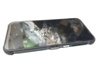 LCD Touchscreen Blackview BV9800 BV9800 Pro Plus Frame Original Display