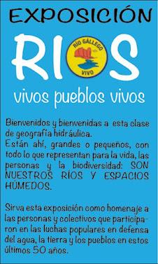 EXPOSICIÓN RIOS VIVOS