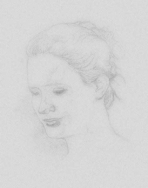 Kvinde uden enhjørning