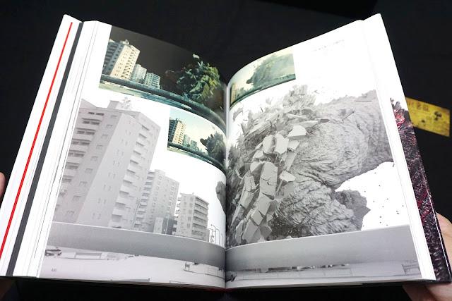 DSC01666 - 正宗哥吉拉 映画『シン・ゴジラ』公式記録集 ジ・アート・オブ・シン・ゴジラ  Godzilla Resurgence/Shin Godzilla[
