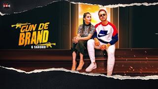 Gun De Brand Lyrics G Sandhu
