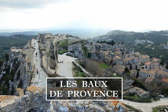 Les-Baux-de-Provence, el corazón de los Alpilles