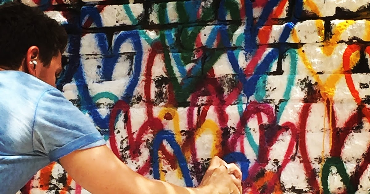 StellaBella: Love Wall, JGoldcrown | Freeman\'s Alley