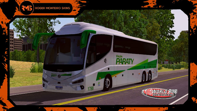 Skins World Bus Driving Simulator