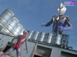 Download Ultraman Gaia Episode 18 Subtitle Indonesia
