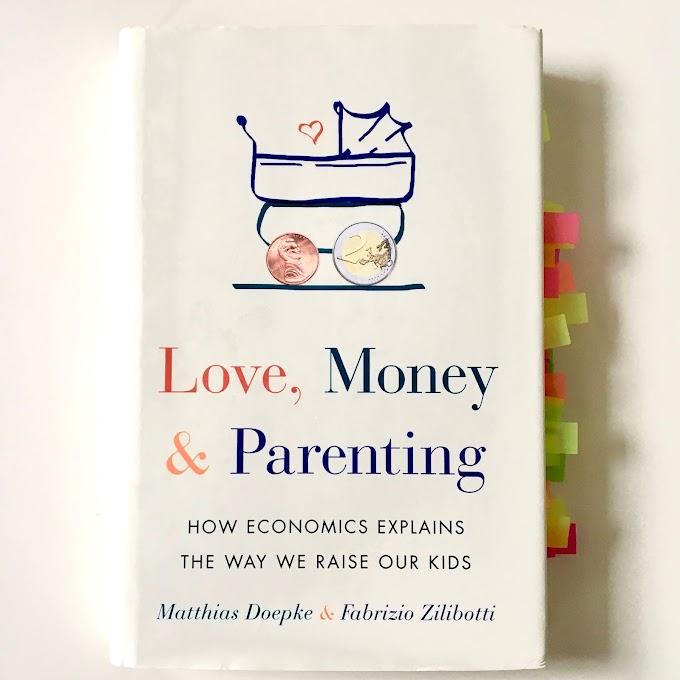 Dlaczego szwedzcy rodzice są tacy wyluzowani i jaki ma to związek z ekonomią? O książce 'Love, Money and Parenting'