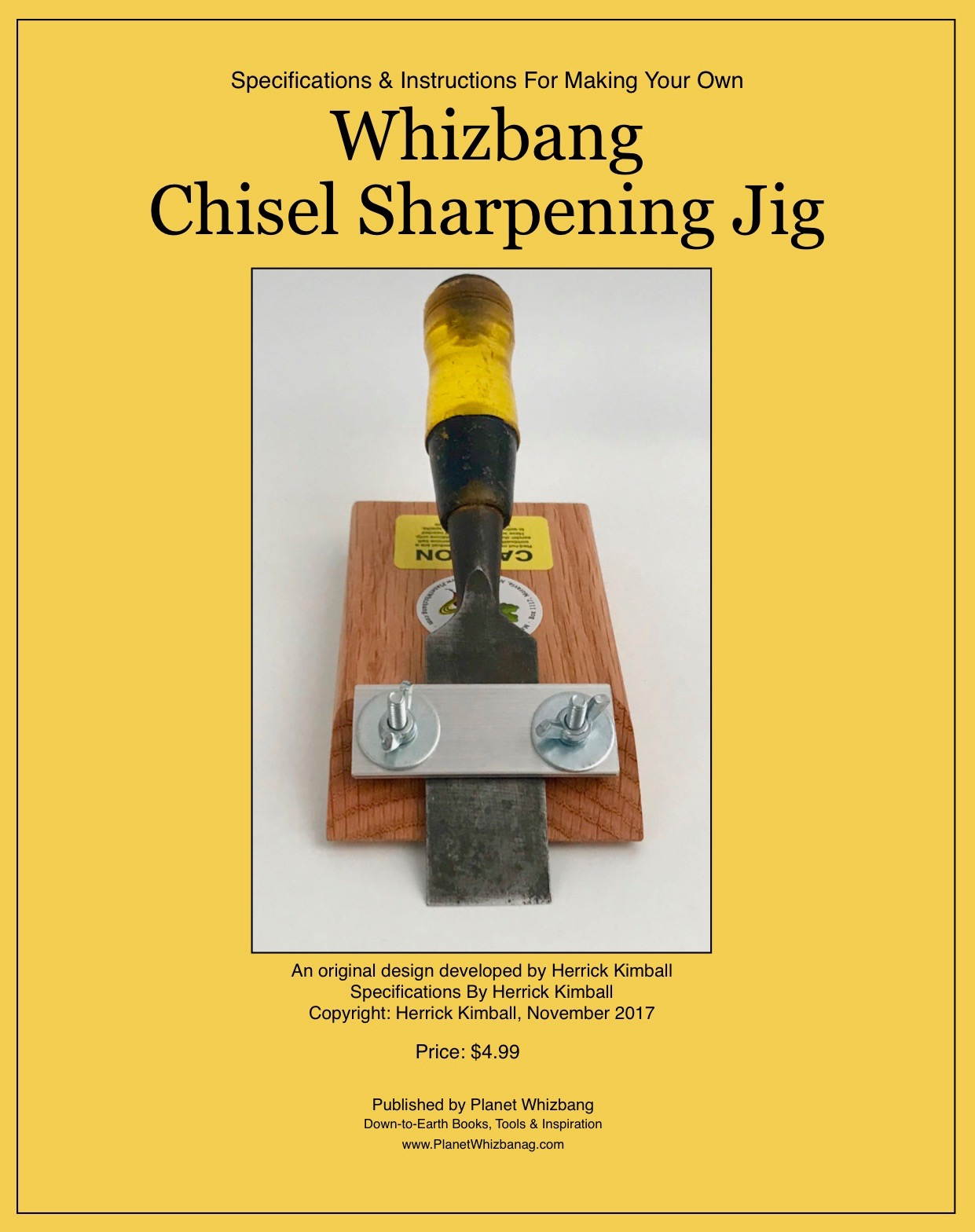 Make Your Own Chisel