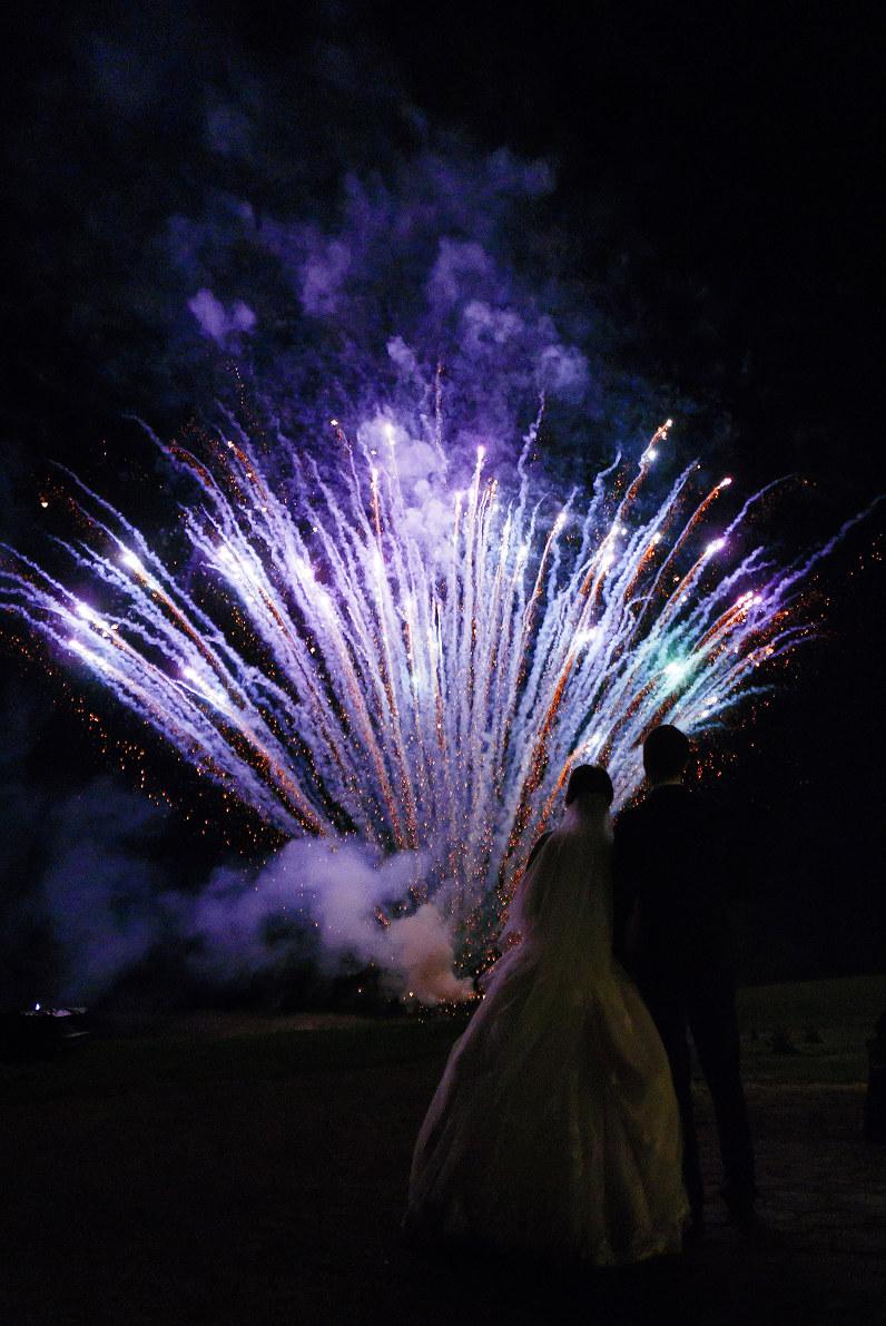 vestuviniai fejerverkai