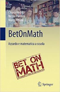 BetOnMath. Azzardo E Matematica A Scuola PDF