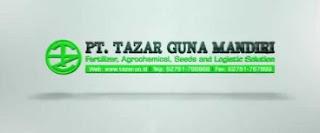 LOKER 5 Posisi PT. TAZAR GUNA MANDIRI PADANG FEBRUARI 2019