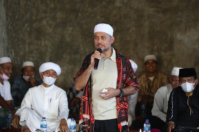 Wagub Musa Rajekshah Serap  Aspirasi Warga Desa Terpencil