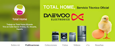 TOTAL HOME ALICANTE, presenta su nueva web