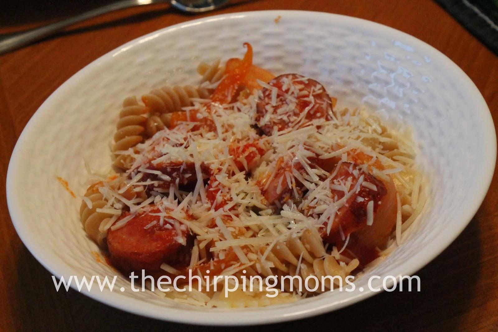 3 new recipes pizza rolls sausage pasta  ham and