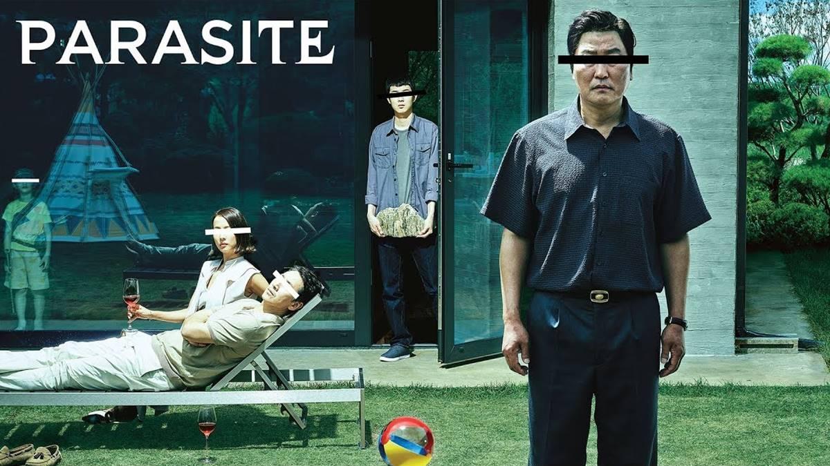 review PARASITE