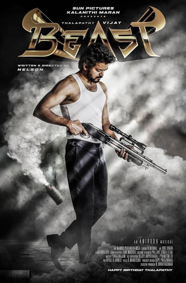 Beast Movie: Vijay's Next Action Thriller