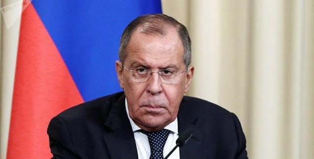 Λαβρόφ: Ζώνη ασφαλείας υπό την αιγίδα του ΝΑΤΟ δεν οδηγεί πουθενά