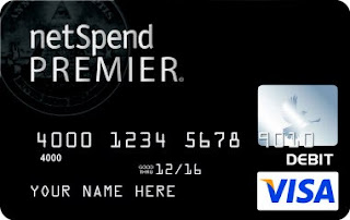 البطاقات التي توفرها netspend