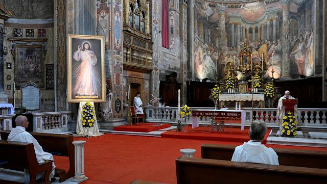 """Papa Francisco: """"El riesgo es que nos golpee un virus todavía peor, el del egoísmo indiferente"""""""