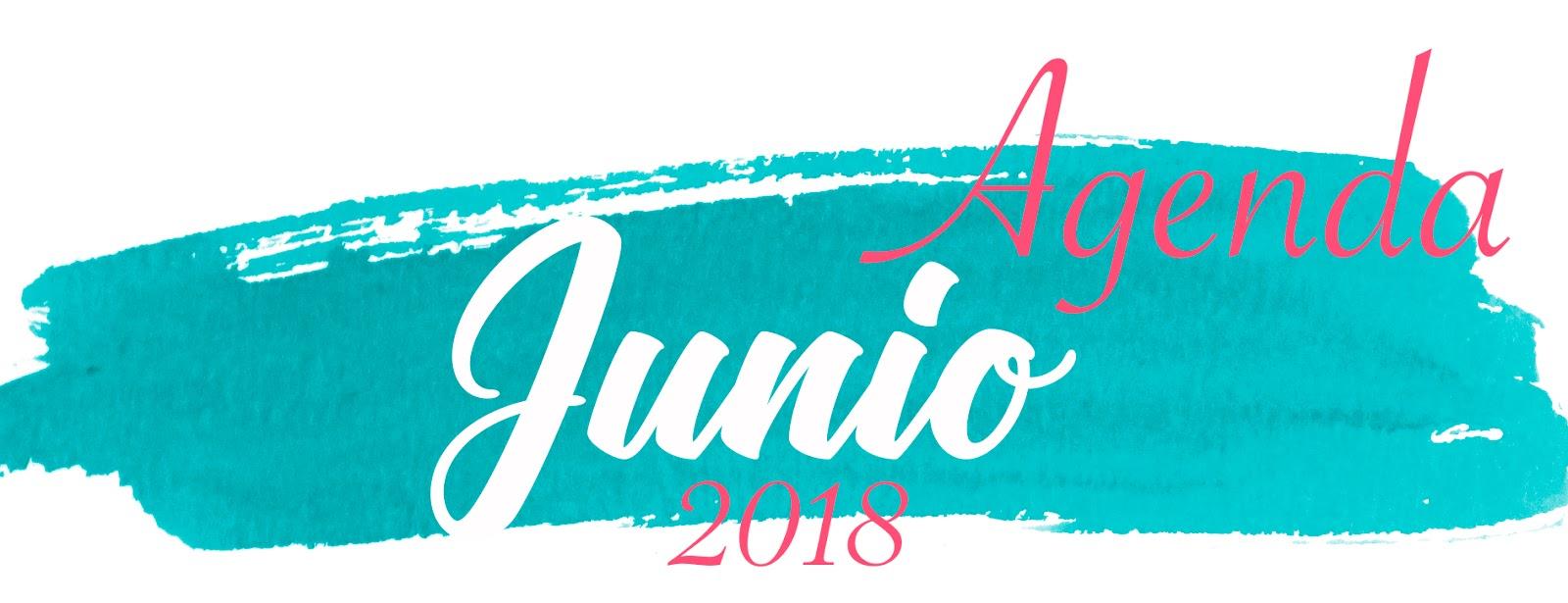 Agenda de Junio'18