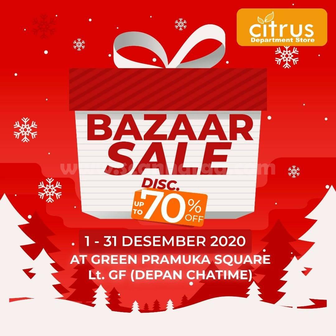 Citrus Department Store Bazaar Sale Disc. up to 70% Off
