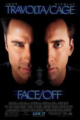 Face/Off Poster